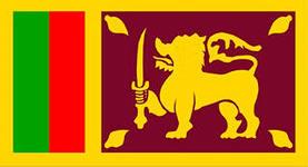 flag shri-lanka
